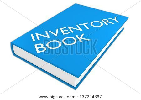 Inventory Book Concept