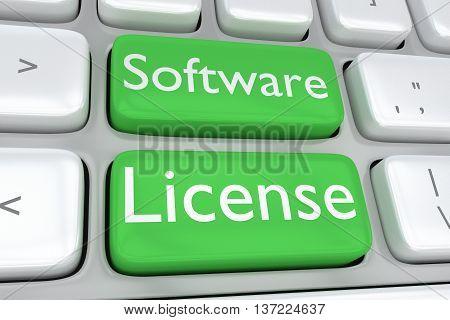 Software License Concept