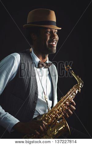 Modern jazzman