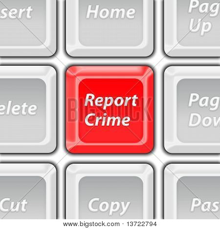 report crime button