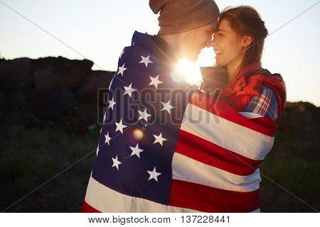 Amorous patriots