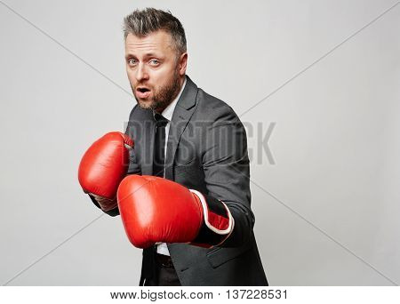 Fighting for business