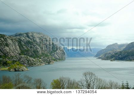 Panorama Fjord, Norway