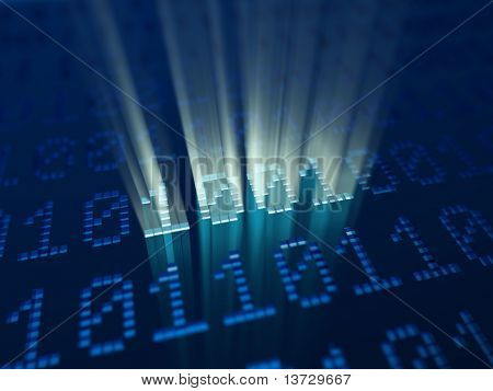 magic binary code 1001