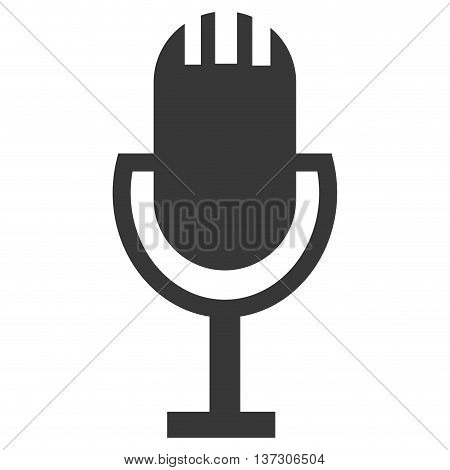 Music and technology theme design, isolated icon vector illustration.