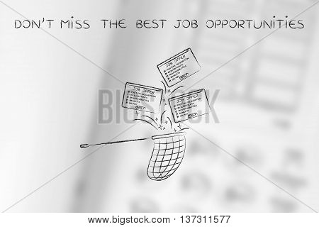 Net Handling A Group Of Falling Job Offers, Grab The Best Job Opportunities