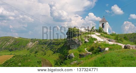Christian Orthodox Church In Old Orhei, Moldova