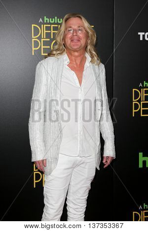 NEW YORK-JUL 30: Scott King attends the Hulu Original Premiere of 'Difficult People' at the SVA Theater on July 30, 2015 in New York City.