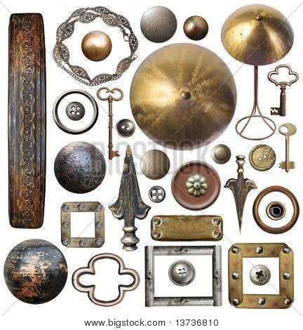 objeto de metal