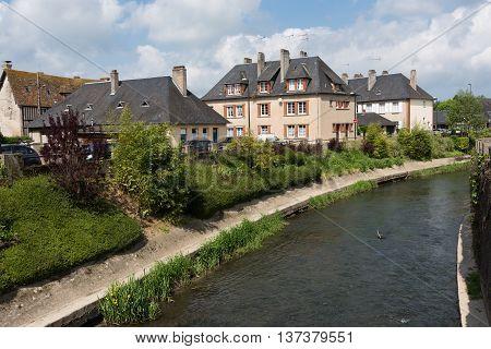 Pont-l'eveque, Normandy, France
