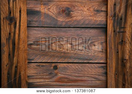 Old wooden texture for creative background. Abstract background and empty area for texture or presentation files. wooden abstract background with dark picture style, wooden background in kitchen room.