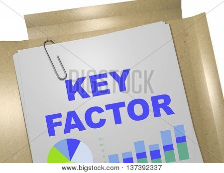 Key Factor Concept