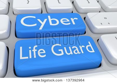 Cyber Life Guard Concept