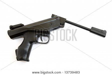 Russian air pistol