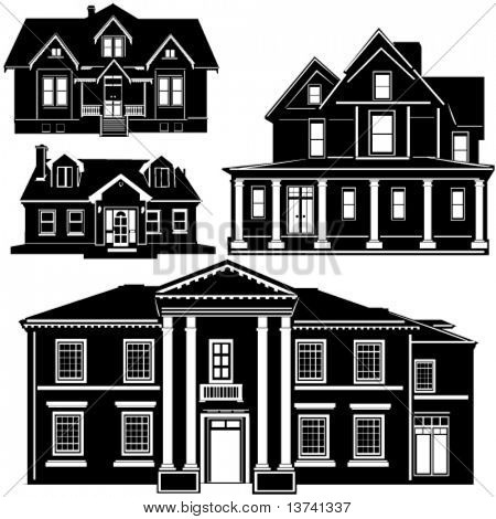 residences vector 1