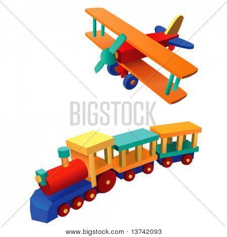 Ilustración de juguete 3