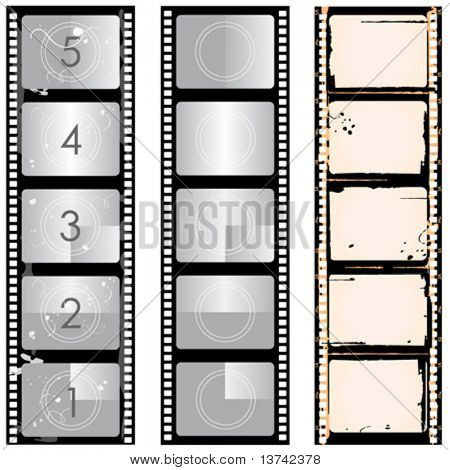 Film-Vektor
