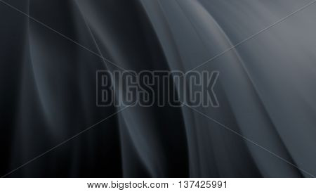 abstract twisted surface background 3d rendered wavy background
