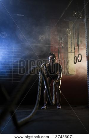 Pulling ropes