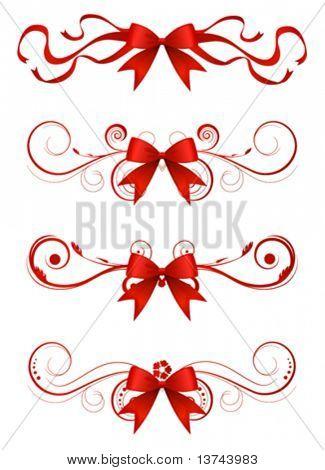 christmas design element vector