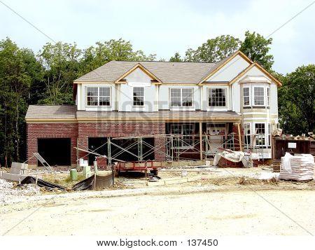 Construction - Brick Laying