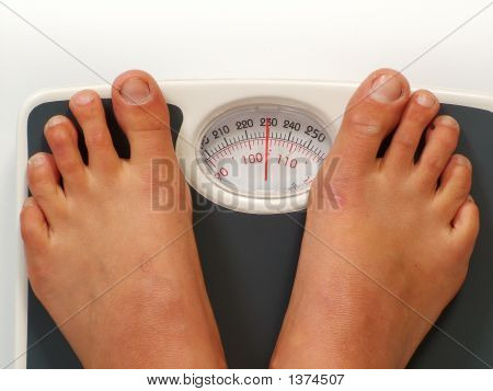 Standing On The Scales