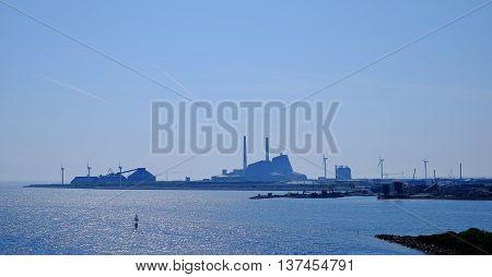 Power Plant, Coal