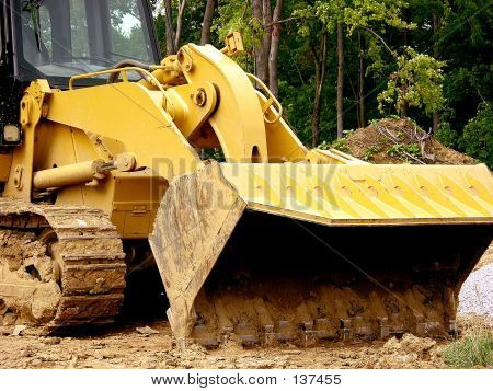 Construction - Front Loader Shovel