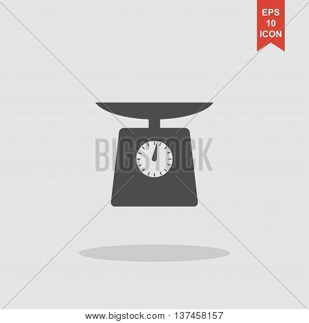 Kitchen Scale Icon