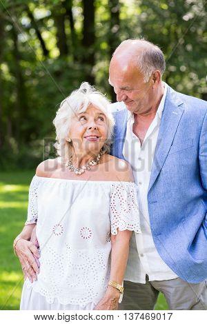 Old Aged Romance