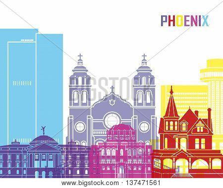 Phoenix Skyline Pop