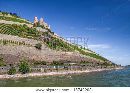 Ruin Of Castle Ehrenfels