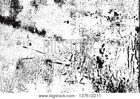 Distress Messy Overlay Background For Your Design. EPS10 Vector.