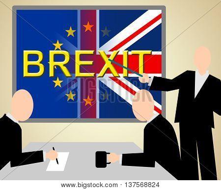 Brexit Seminar Indicates Remain Union And Uk