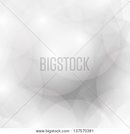 delicate blurred abstraction with lights, vector background