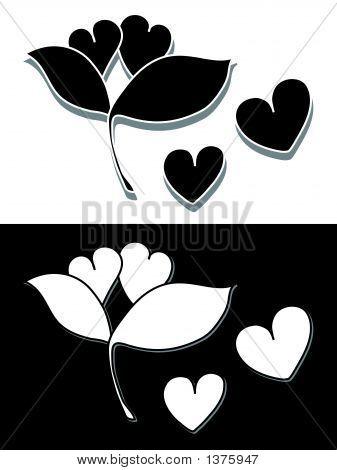 Hearts Art 10