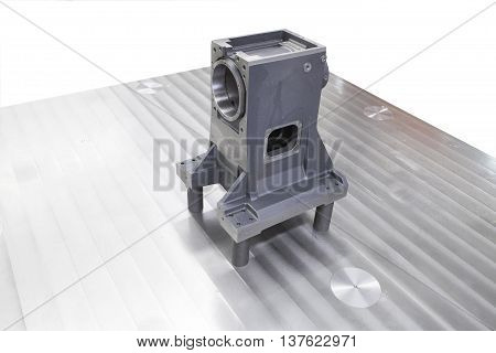 The STEEL SURFACE PLATE CASTING SURFACE PLATE