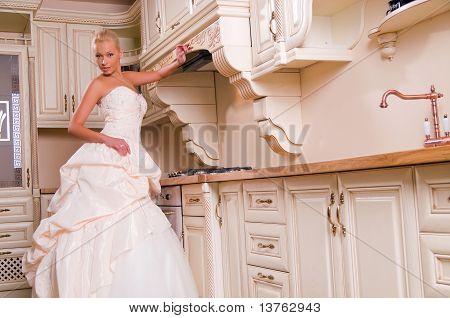 The Bride Laughs