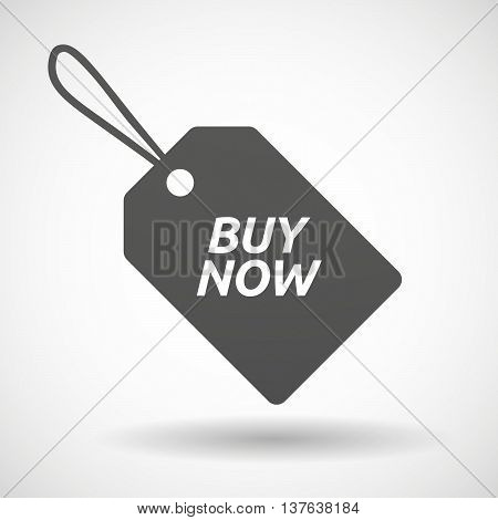 Isolated  Product Label Icon With    The Text Buy Now
