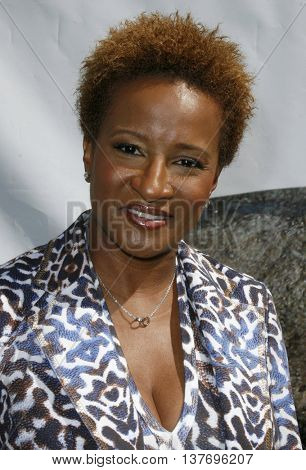Wanda Sykes at the World premiere of 'Evan Almighty' held at the Universal Citywalk in Universal City, USA on June 10, 2007.