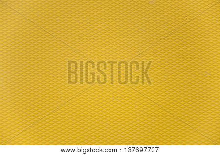 Bright colored palette of yellow on the backround