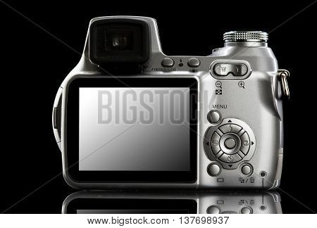 Image Of Close Up Isolated Photo Video Camera