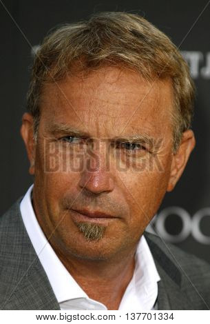Kevin Costner at the Los Angeles premiere of 'Mr. Brooks' held at the Grauman's Chinese Theater in Hollywood, USA on May 22, 2007.