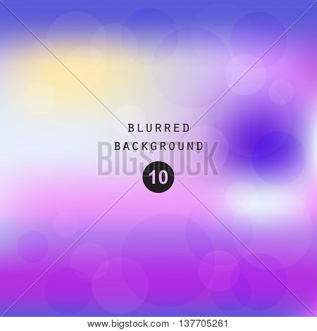Colorful smooth gradient color Background  purple Vector illustration blurred purple color Background design new project design blur gradient business graphic image soft backdrop template