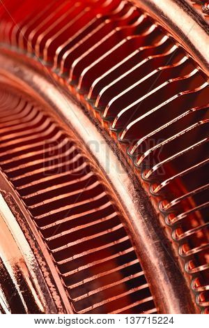 Copper Cpu Air Cooler