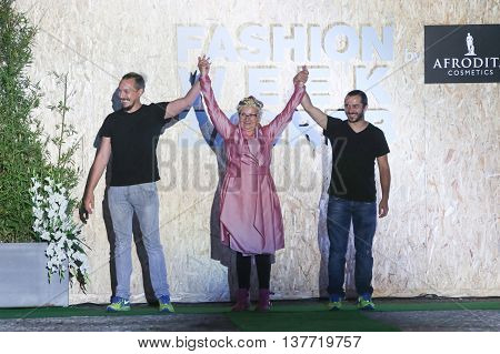 Fashion Week Zagreb : Mamita By Igor Galas, Zagreb, Croatia.