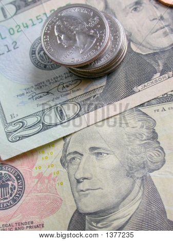 $10 - $20 Quarters