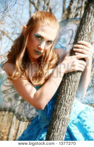 Beautiful Pixie Or Elf