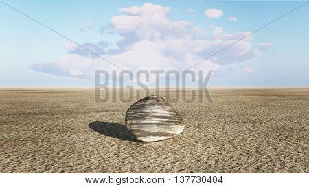 Desert And Stone