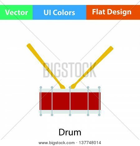Drum Toy Icon